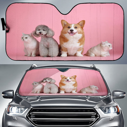 Beloved Pets Auto Sun Shade