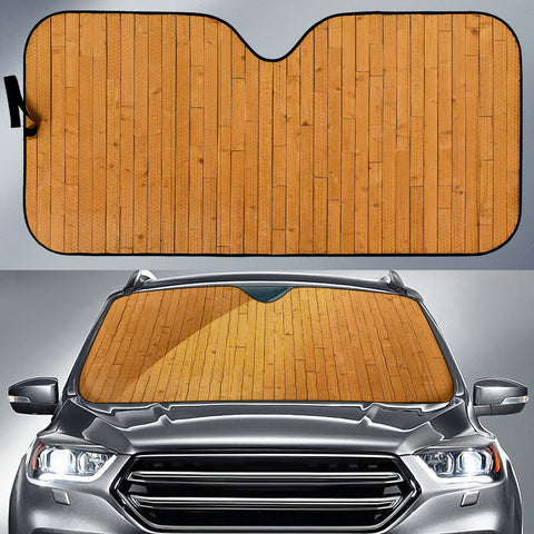 Wood Design Auto Sun Shade