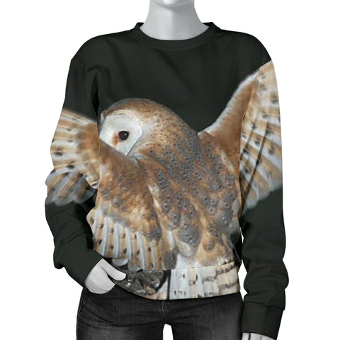 Barn Owl Sweater