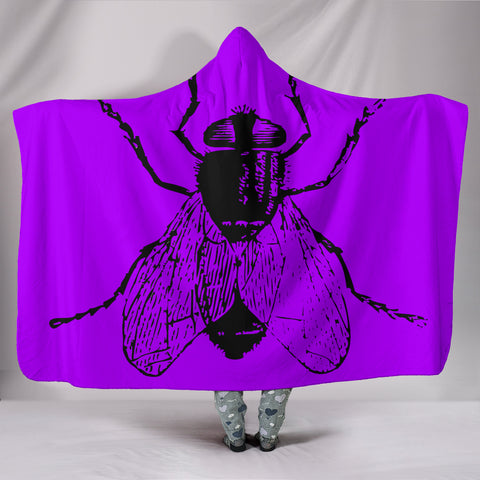 Fly Hooded Blanket -  Express Shipping