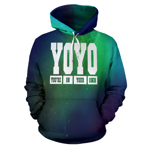 You're On Your Own Pullover Hoodie