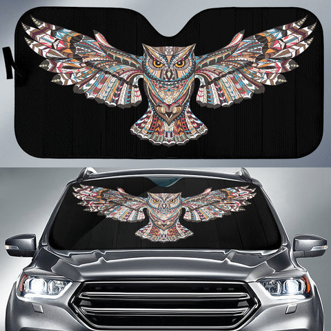Fierce Owl Auto Sun Shade