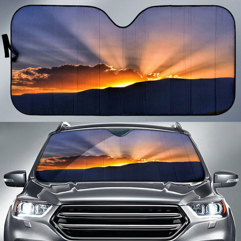 Sunrise Auto Sun Shade