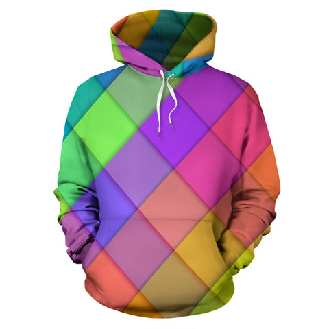 Beautiful Pastel Colors Pullover Hoodie
