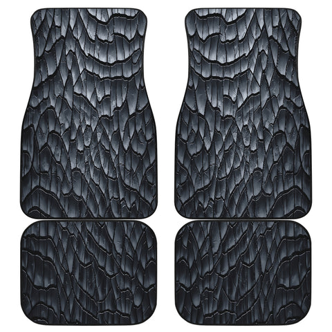 Soil Texture Front And Back Car Mats