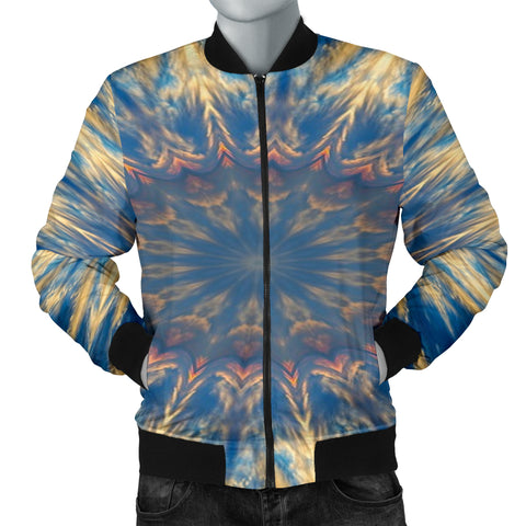 Kaleidoscope Men's Bomber Jacket