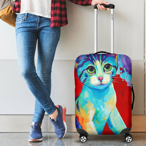 Perfect Cat Luggage Covers