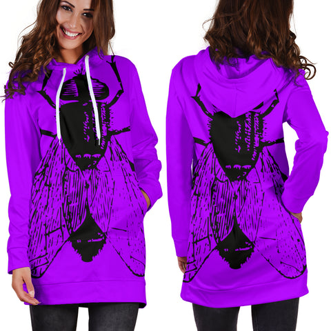 Fly Women's Hoodie Dress