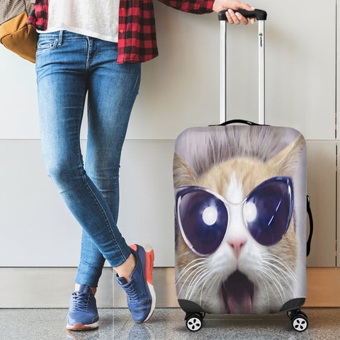 Cool Cat Luggage Covers
