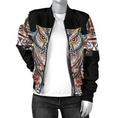 Fierce Owl Women's Bomber Jacket