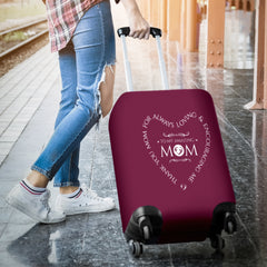 NP Amazing Mom Luggage Cover