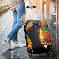 Elephant Face Luggage Covers