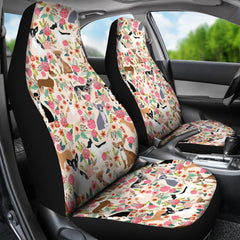 Chihuahua Car Seat Covers (Set of 2)