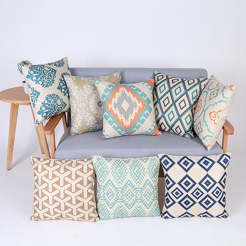 FREE Home Decorative Pillow Covers