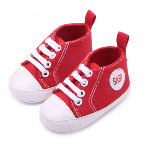Baby Boy&Girl Prewalker Sports Sneakers