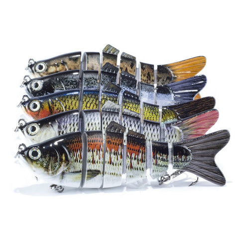 Lifelike Wobblers Fishing Lure