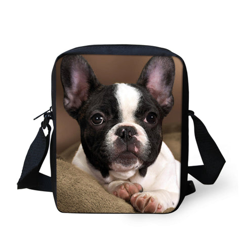 Cute Pet Messenger Bag
