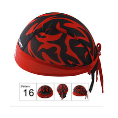 Outdoor Cycling Headbands Dragon & Tiger Sports Cap