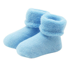Baby Soft Cotton Sock Booties