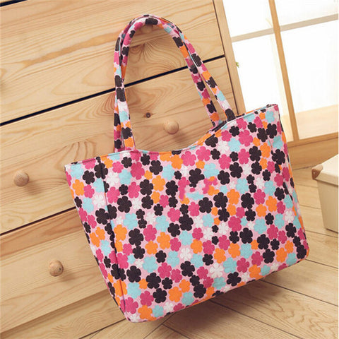FREE Women Floral Printed Shoulder Bags