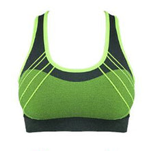 Sexy Women Shockproof Sports Bras