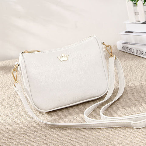 Women Leather Crossbody Handbags - Free Plus Shipping Promotion
