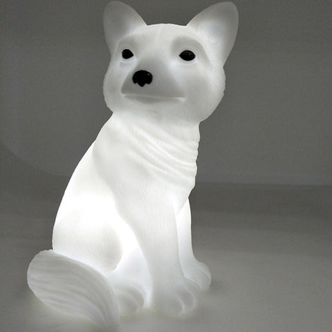 Free Fox Night Light