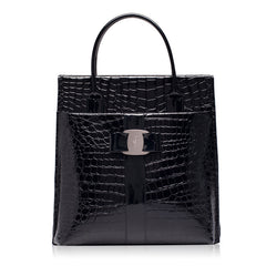 Free Women Crocodile Leather Handbag Promotion