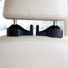 2PCS Car Back Seat Hook Hanger And Organizer