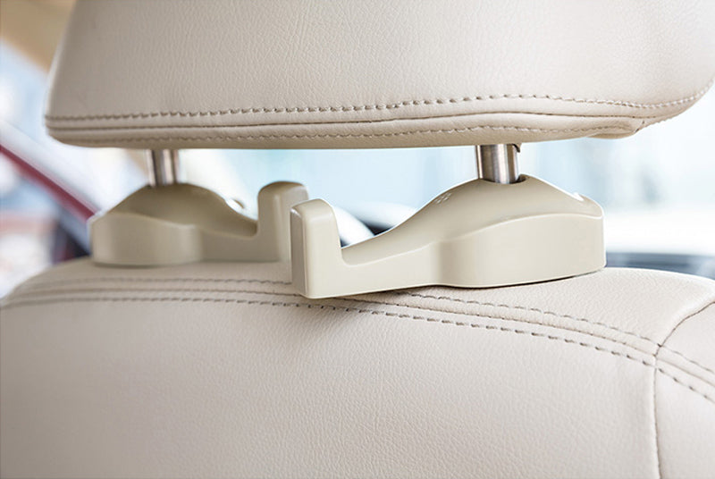 FREE 2PCS Car Back Seat Hook Hanger And Organizer