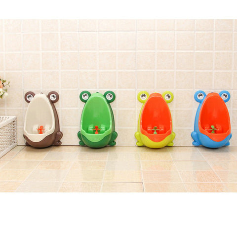 Frog Cartoon Children Potty Toilet