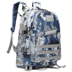 New Khaki Camouflage Large Capacity Military Backpack