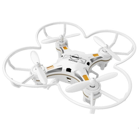 Pocket Drone 4CH 6Axis Gyro Quadcopter With Switchable Controller RC Remote Control