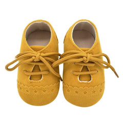 Baby First Walker Leather Moccasins