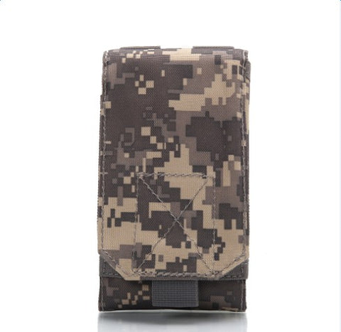 Camouflage Tactical Mobile Phone Case