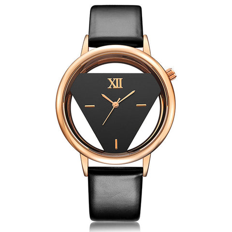 FREE Women Quartz Hollow Designer Watch