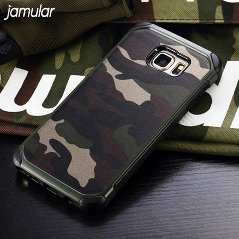 Tactical Camouflage Case For Samsung Mobile Phones