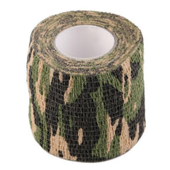 Camouflage Military Grade Adhesive Tape Stealth Protective Wrap
