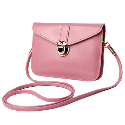 Free Women Messenger Vintage Leather Handbag