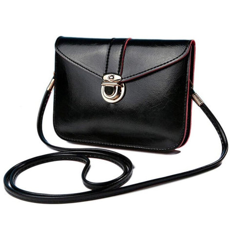 Women Messenger Vintage Leather Handbag