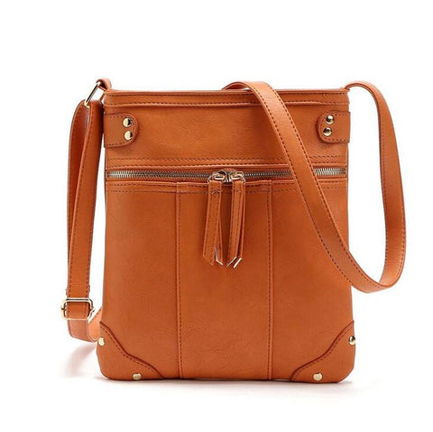 Women Bolsos Purse Shoulder Handbag