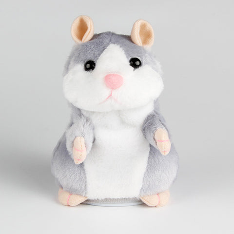 Funny Talking Hamster Plush Toy