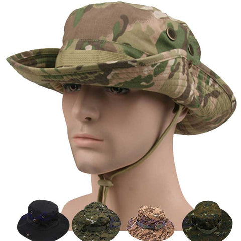 Camouflage Tactical Hunting Military Hat