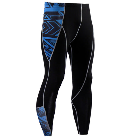 Men Quick Dry Compression Pants