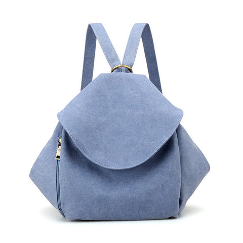 Denim Women Girls Backpacks
