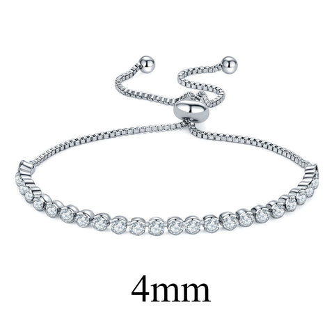 UMODE Fashion Charm Tennis Bracelets For Women Men