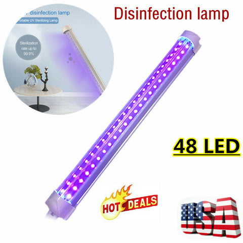 UV Ultraviolet Germicidal Disinfection Light