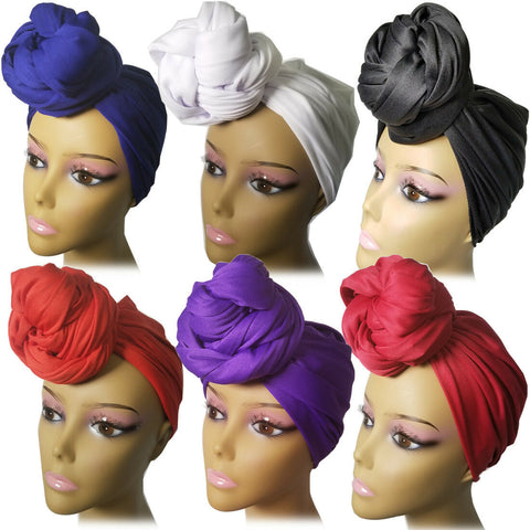 Compy Stretch Long Head Wraps