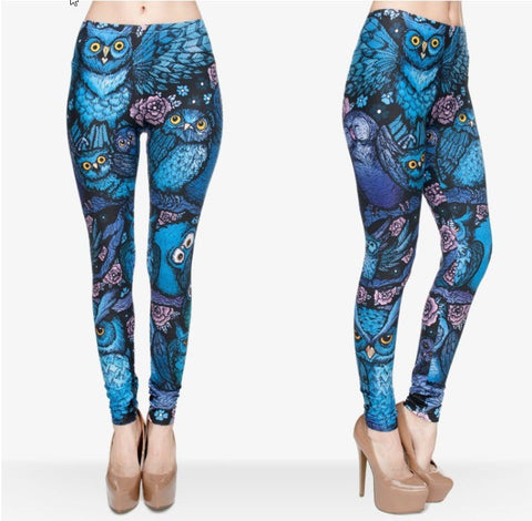 New Night Owl Leggings