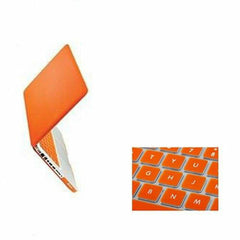Hard Case Shell for Macbook Air 13 / 11 Pro 13 / 15 Retina 12 + Keyboard Cover